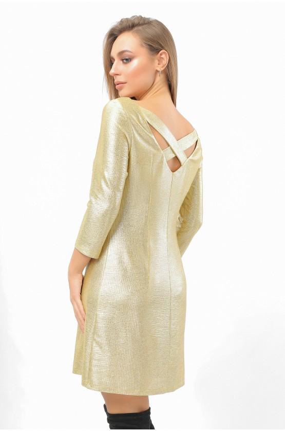 Сукня Диско Золото