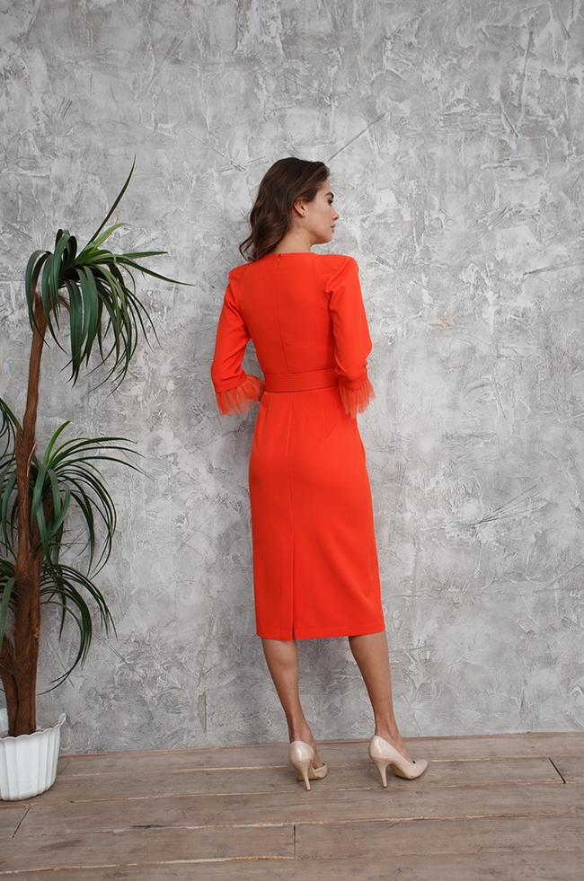 Сукня елегантна Коралл