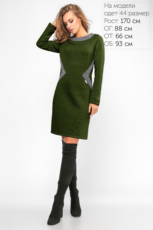 Сукня Уляна Зелена Lipar