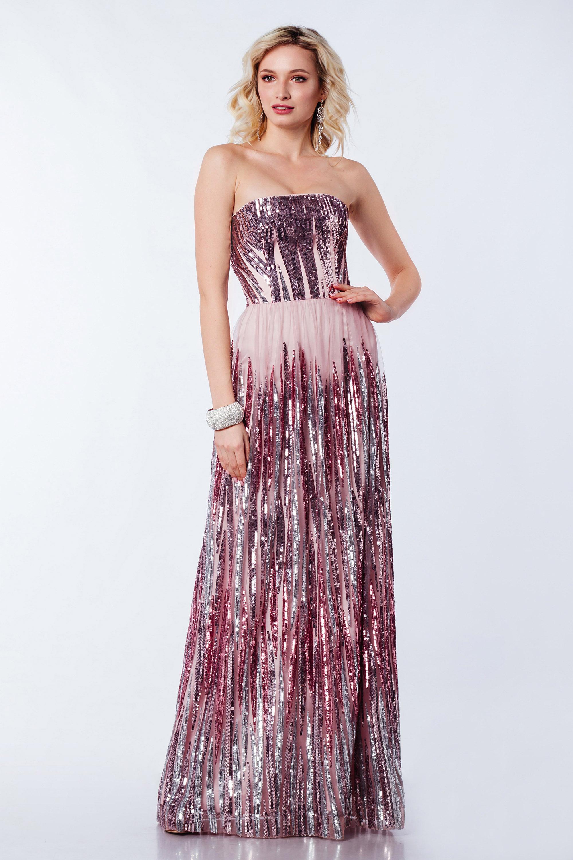 Платье вечернее Lipar Фрез 3366