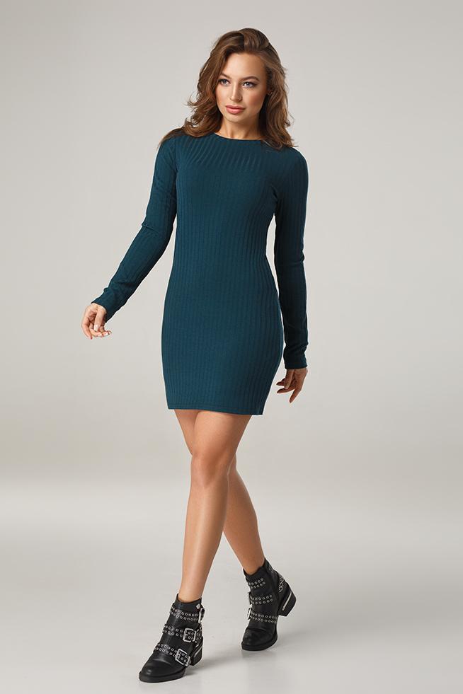 Сукня-гумка Зелена Lipar -16905514