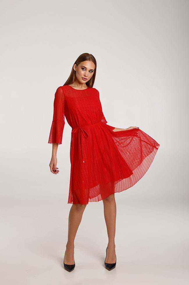 Платье праздничное с добавлением блеска Lipar