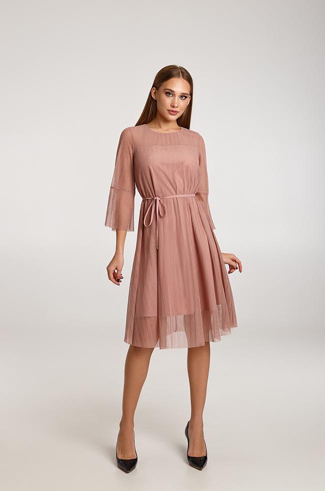 Платье праздничное с добавлением блеска  Фрез  Lipar